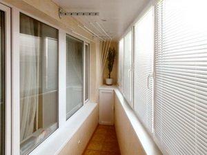 """Вариант утепления и отделки балкона """" остекление балконов и ."""