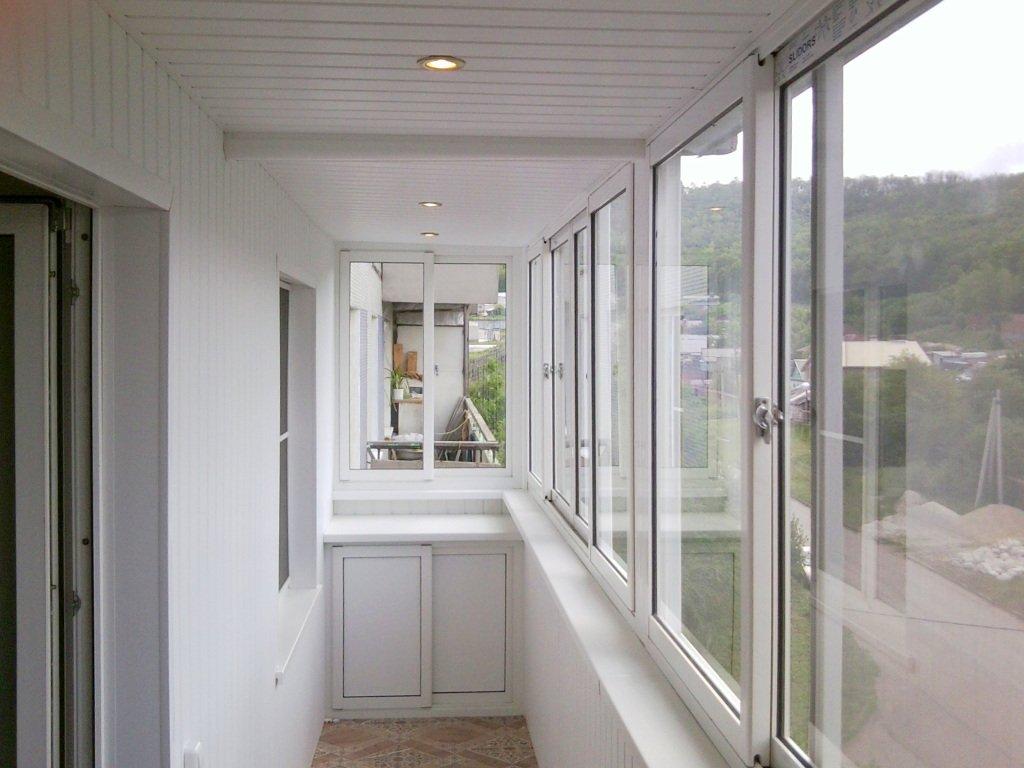 Смотреть Фото балконов и лоджий видео