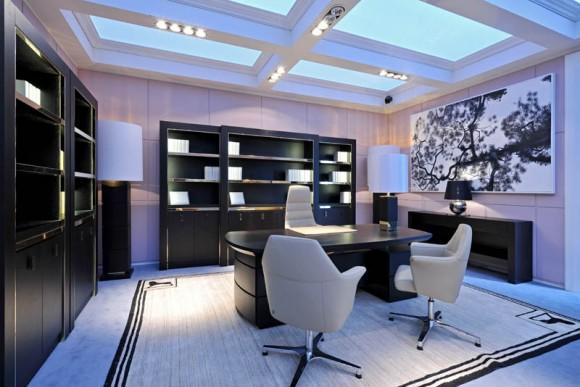 Дизайн интерьера кабинета дизайнера