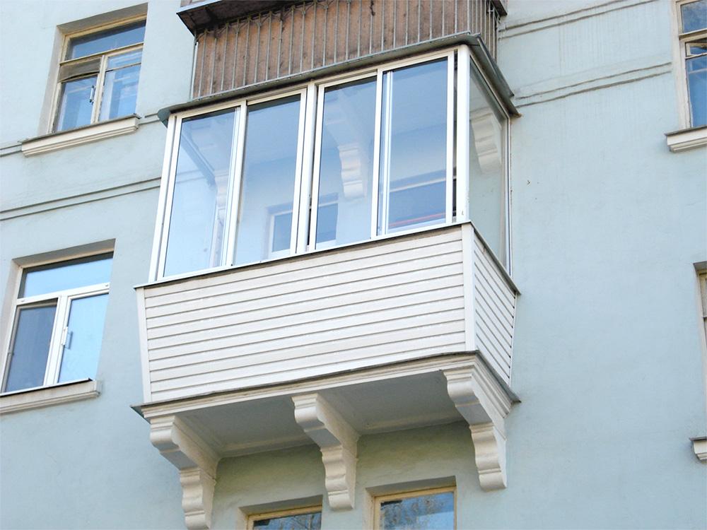Окна - остекление балконов и лоджий в москве - компания цент.